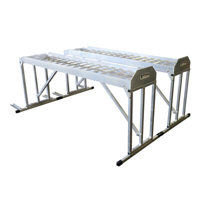 Aluminum ATV Stand   Stand Only