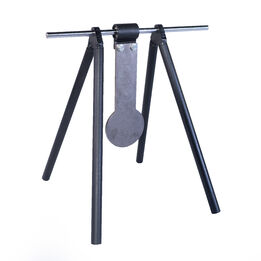 """Spinning Target Stand with 6"""" x 3/8"""" Target"""