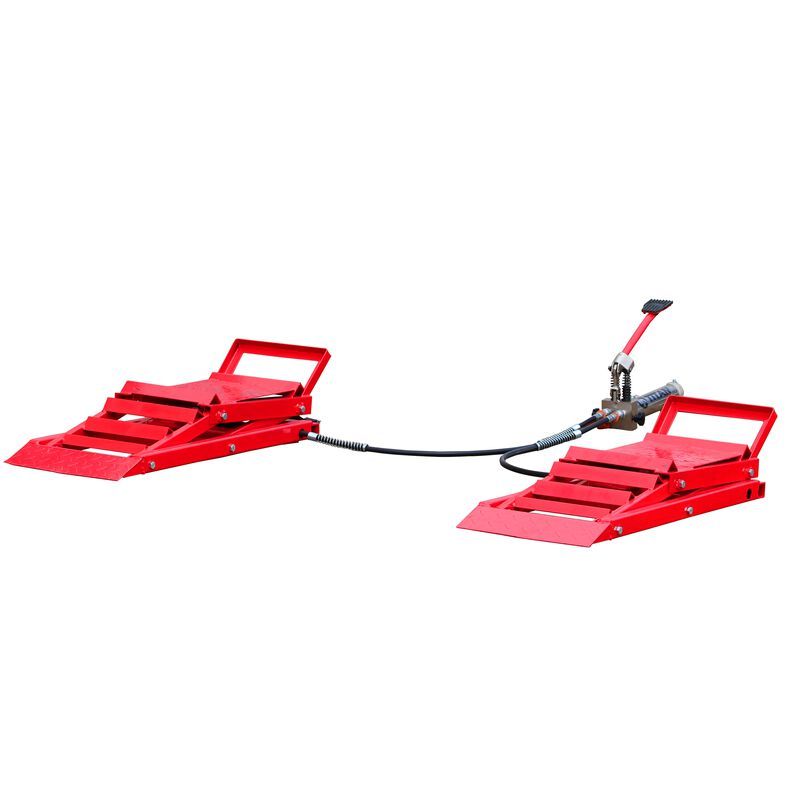 Hydraulic Car Lift Ramps | 3,000 LB Capacity