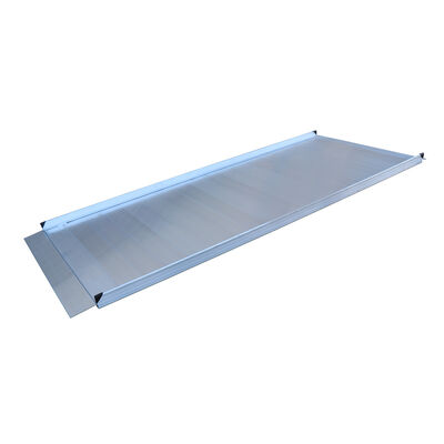 10 FT Aluminum Wheelchair Entry Ramp Only | 48-in Wide