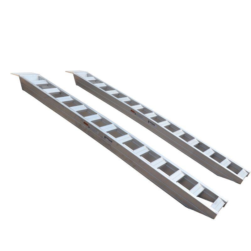 10' Skid Steer Ramps | Pair | 8,800 LB Capacity