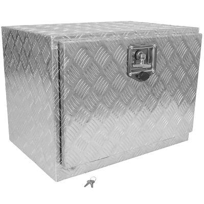 """24"""" Aluminum Tool Box"""
