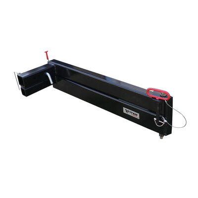 Swinging Receiver Hitch Adapter