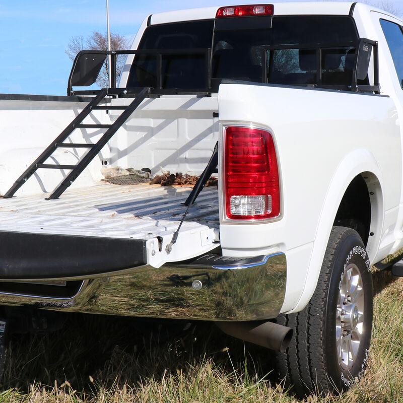 Raised ATV UTV Truck Bed Rack