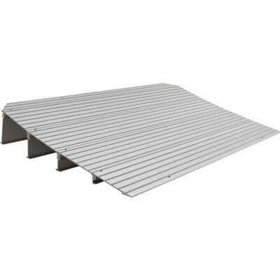 "4"" Aluminum Threshold Ramp"