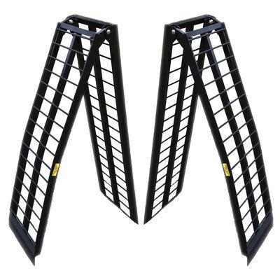 9' UTV Heavy Duty Folding Arch Ramps