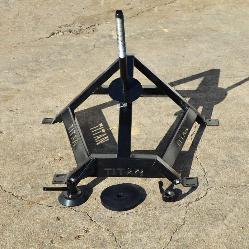 Large Off-Road Spare Tire Holder