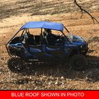 Black Aluminum Roof fits Polaris RZR 4-Door
