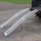 7.5' 4-Beam Arched Aluminum Ramps | Pair | ATV UTV
