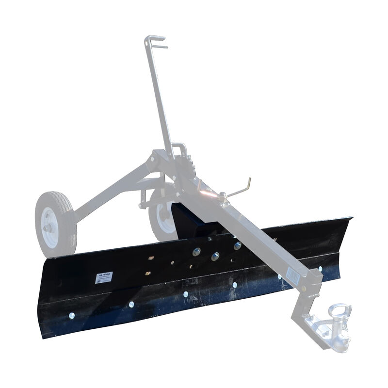 Titan 6 FT Grader Blade Add On For Transformer Tow Frame – Attachment Only