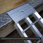 36-in Aluminum Dual Shed Ramps