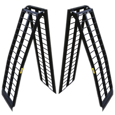8' UTV Heavy Duty Folding Arch Ramps