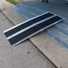 10 FT Aluminum Multifold Wheelchair Scooter Mobility Ramp