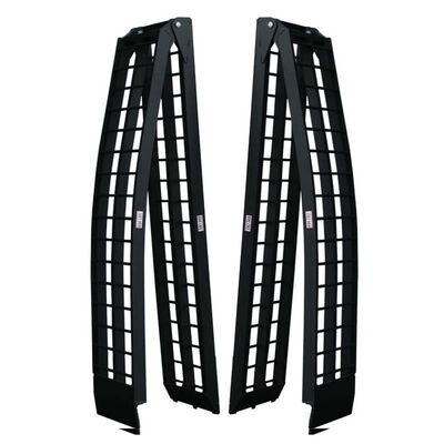 9 FT Aluminum ATV Loading Truck Ramps - Pair
