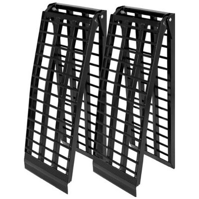 9' Long HD Wide 4 Beam UTV Ramps