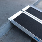 8' Multifold Aluminum Wheelchair Ramp