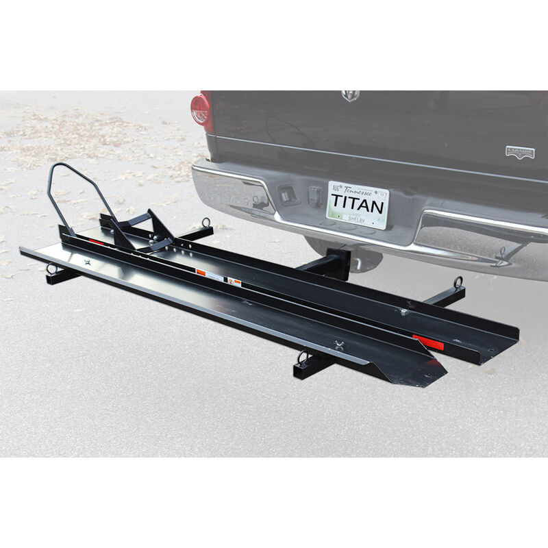 Dirt Bike and Motorcycle Carrier, Sports Bike Rack for Truck Hitch