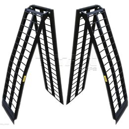 10 FT UTV Heavy Duty Folding Arch Ramps