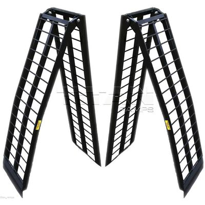 10 FT UTV Heavy Duty Folding Arch Ramps