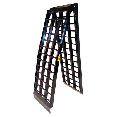 10 FT HD Wide 4-Beam Truck Loading Ramp, 1,500 LB Capacity