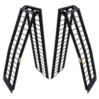 9 FT UTV Heavy-Duty Folding Arch Ramps