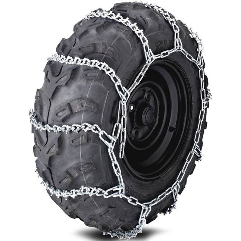 "8"" ATV Tire Chains V-Bar for 26"" Tires"