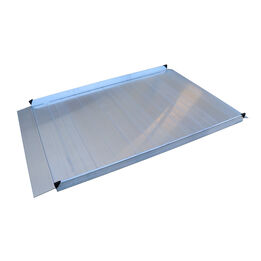 """6 FT Aluminum Wheelchair Entry Ramp Only 