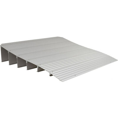 "6"" Modular Aluminum Threshold Mobility Ramp"