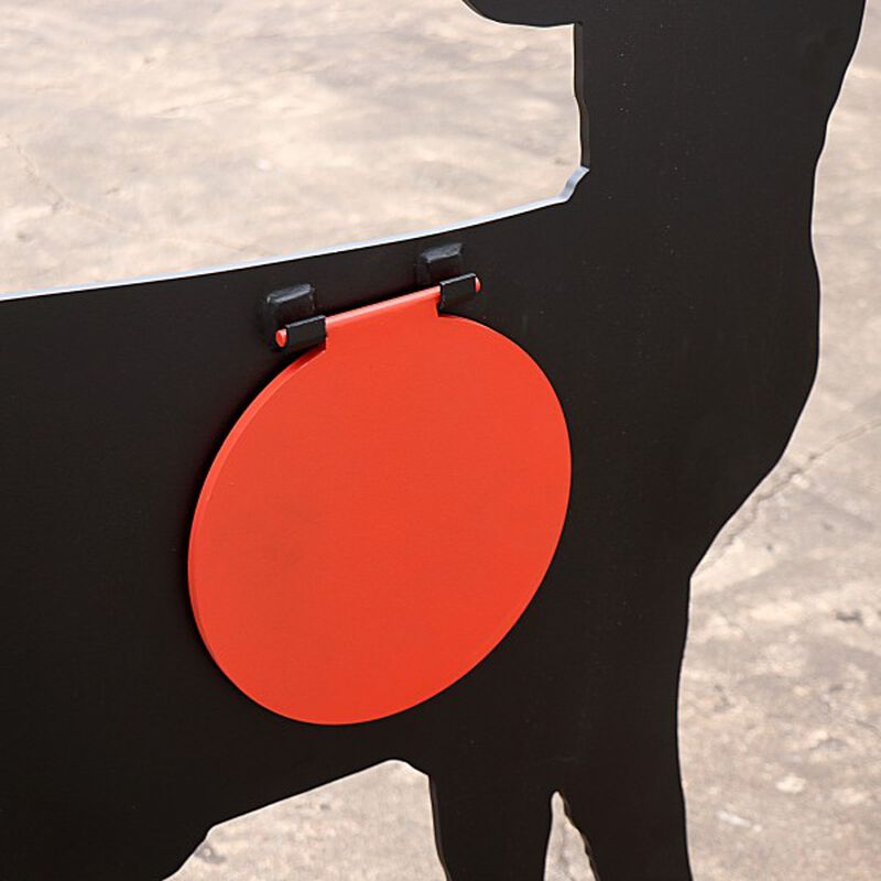 Deer Shooting Target   AR500 Steel