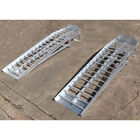 Pair of Low Profile Aluminum Car Ramps – 3,000 LB Capacity