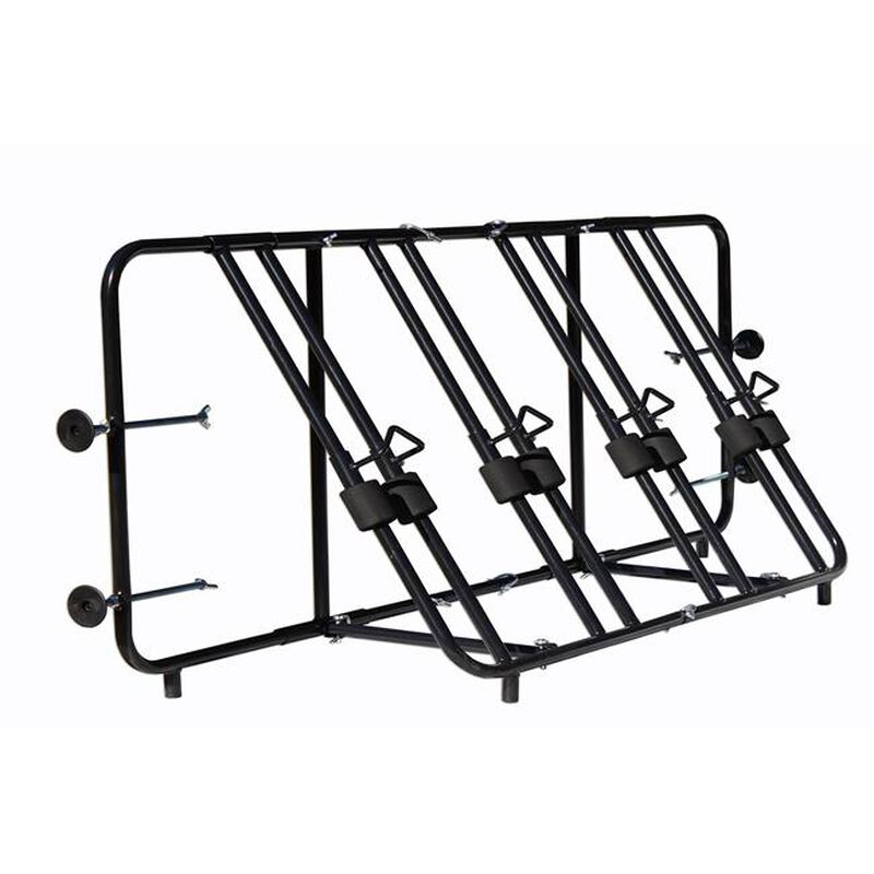 Titan Truck Bed Bike Rack - 4 Bike