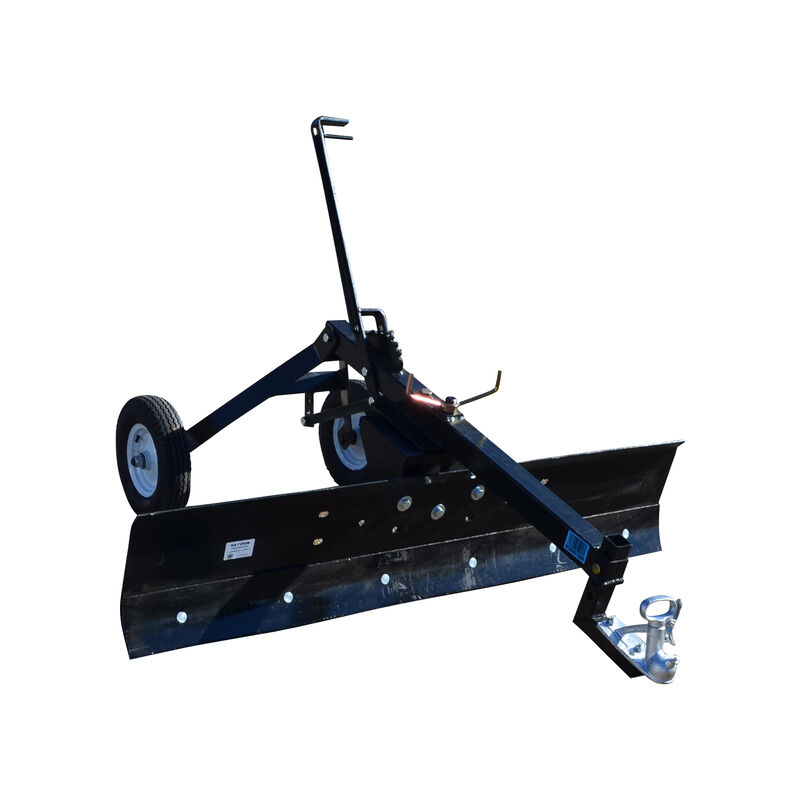 6 FT ATV Transformer Tow Frame With Grader Blade Attachment