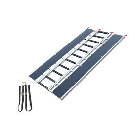 Titan 7-ft 10-in ATV and Snowmobile Ramp With Stud Protectors