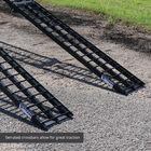 10 FT Single Folding Arch Ramp
