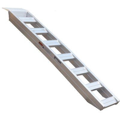 6' Skid Steer Ramps | Pair | 8,800 LB Capacity