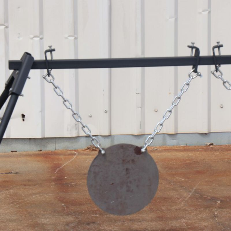 Gong Shooting Stand | Triple Target