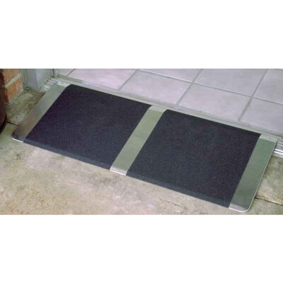 "8"" x 32"" Wide Aluminum Threshold Ramp"