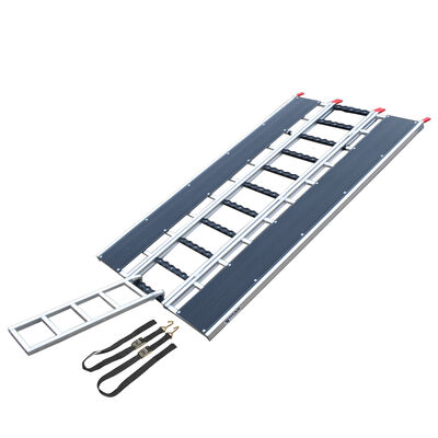 7' 10' Snowmobile & UTV Ramp Aluminum - Snowmobile Truck & Trailer Ramps For Sale - Titan Ramps™ (Free Shipping)
