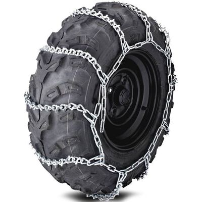 "10"" ATV Tire Chains V-Bar for 23""-26"" Tires"