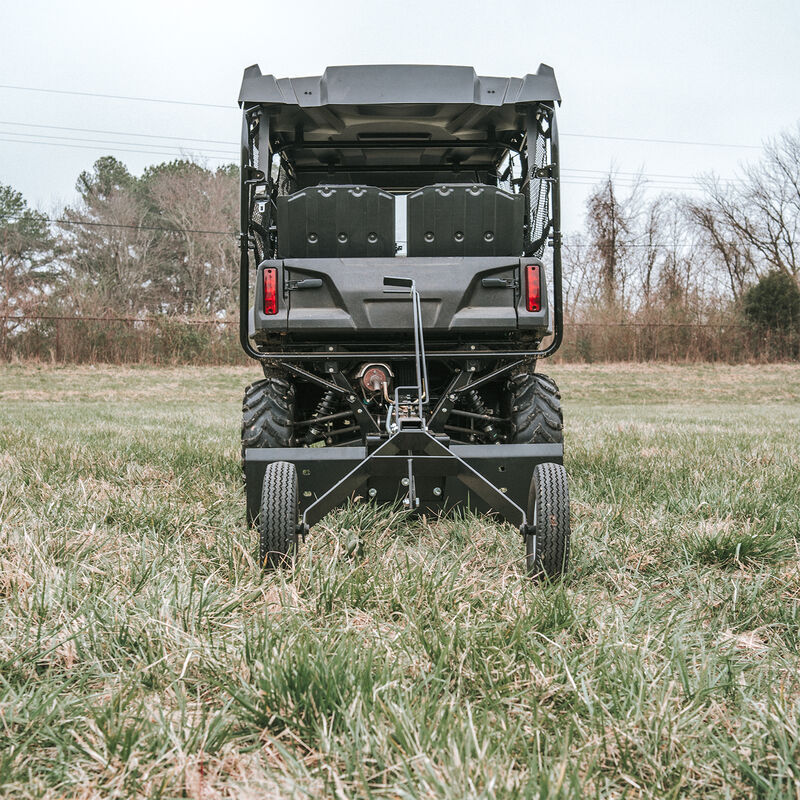 ATV Transformer Tow Frame With Grader Blade Attachment | 4'