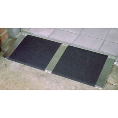 "12"" x 32"" Wide Aluminum Threshold Ramp"