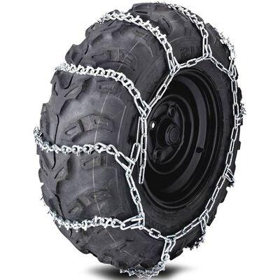 """11"""" ATV Tire Chains V-Bar for 24""""-27"""" Tires"""