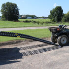 10' Long HD Wide 4 Beam UTV Ramps