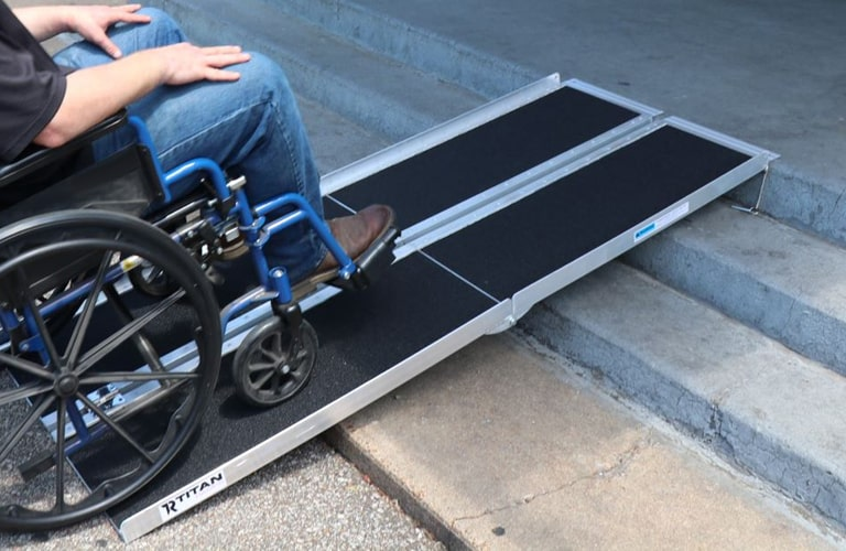 Promotion - Wheelchair Ramps - Shop Now