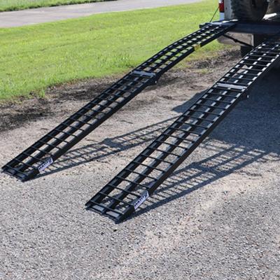 Lawnmower Loading Ramps