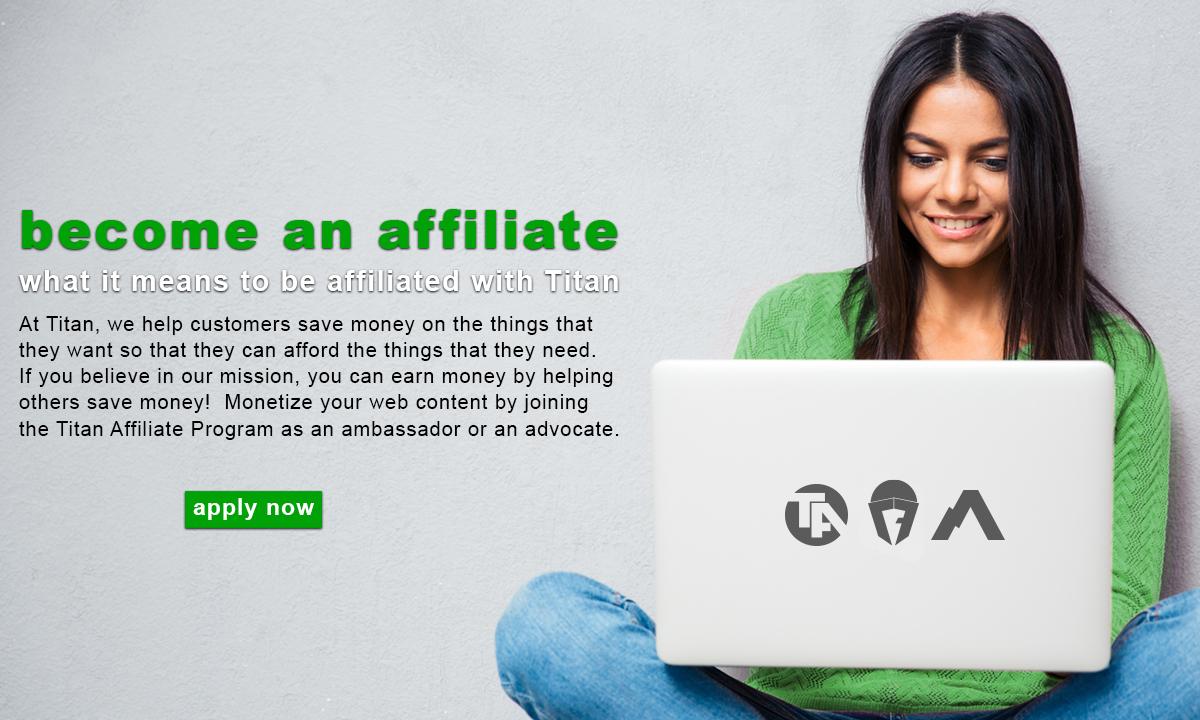 Brand Ambassador Page Image