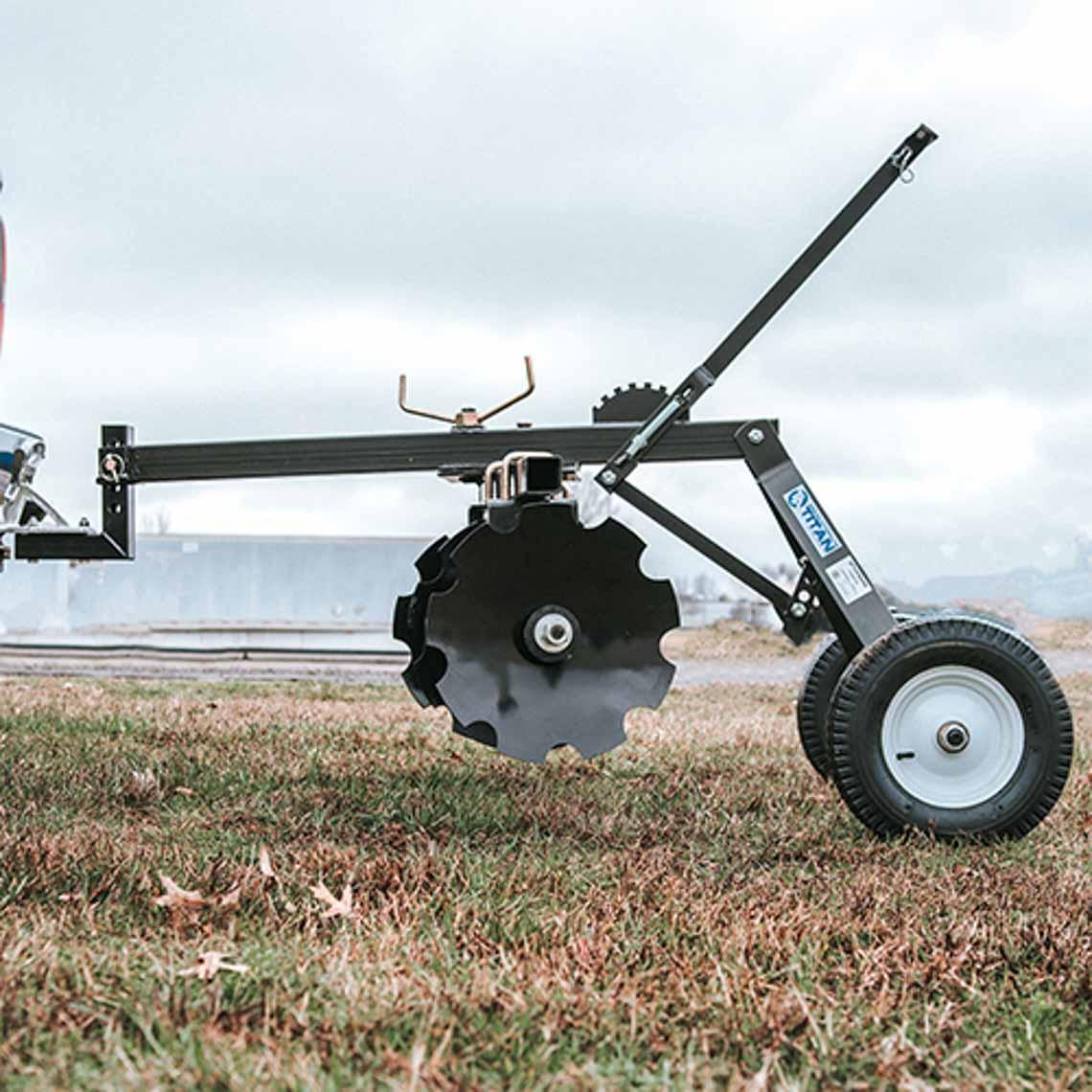 Toro Style Mini Skid Steer